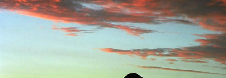 Solnedgång över Manilva