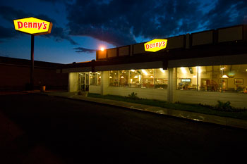 Denny's, Los Angeles - Arizona