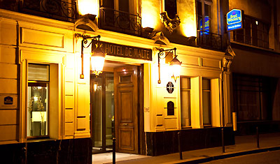 Hotel Malte Opera, Rue de Richelieu