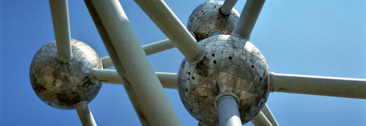 Atomium, Belgien