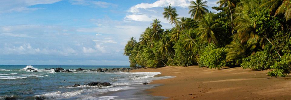 Corcovado Beach, Costa Rica