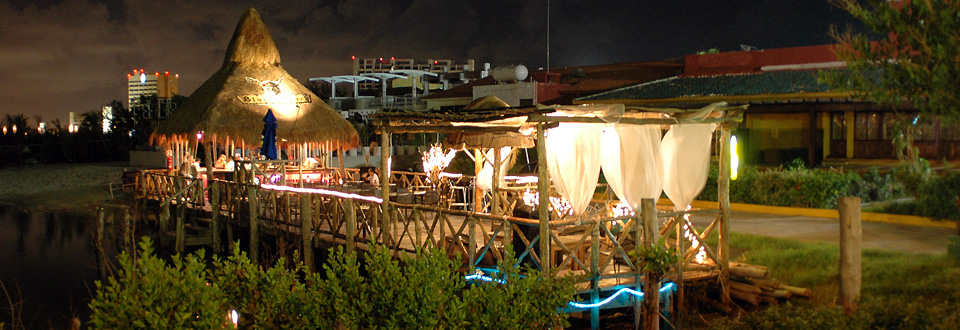 Cancun Night, Mexico