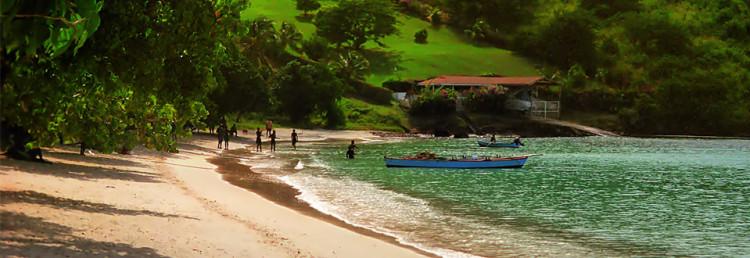 Morne Rouge Bay, Grenada