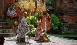 Batubulan, Barang & Kris en Balinesisk ceremonidans