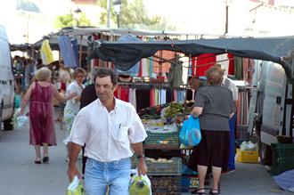 Marknad, Manilva