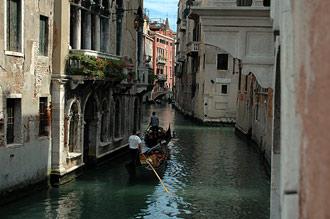 Gondoler, Venedig