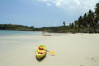 Koh Kood strand, Thailand