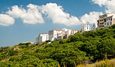 Monte Viñas, Manilva, Spanien