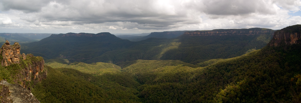 Blue Mountains, Australien