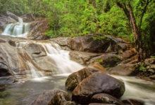 Josephine Falls, Atherton Tableland, Queensland
