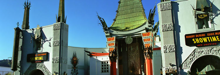 Grauman's Chinese Theatre, West Hollywood, Los Angeles