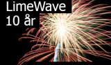 LimeWave firar 10 år