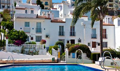 Pool i Monte Viñas
