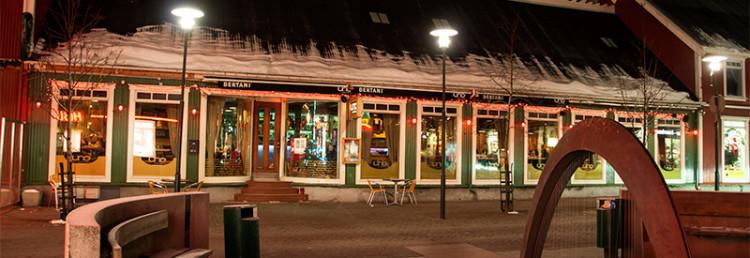 Restaurang Uno i Reykjavik