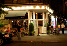 Spasso Restaurant, West Village New York