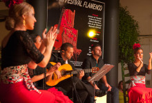Flamenco musik, XXXIII Festival Flamenco, Manilva 2013