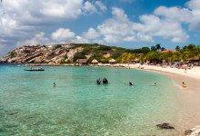 Stranden till Blue Bay Curacao Golf & Beach Resort