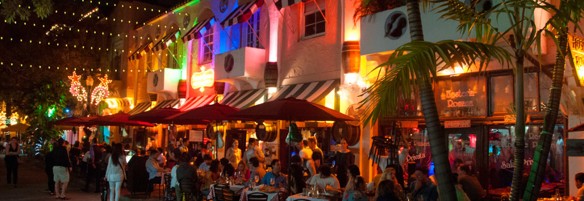 Española Way i Miami