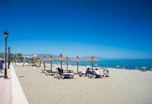Sabinillas strand