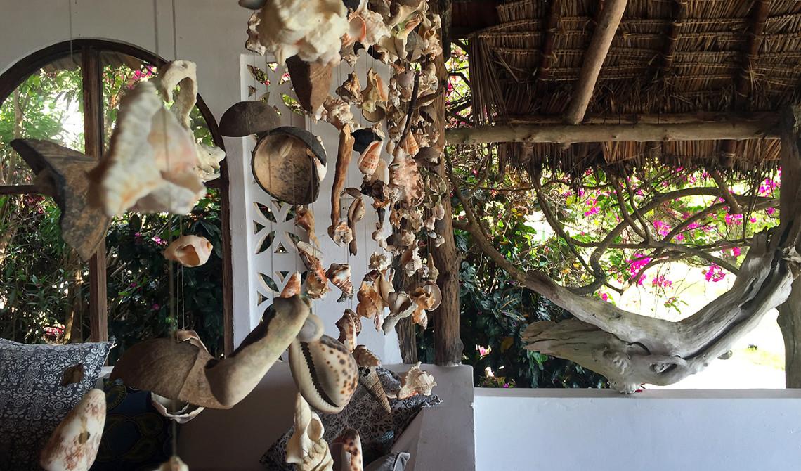 Manta Resort på Pemba