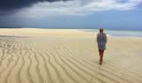 Segeltur med Ngalawa till sandbank