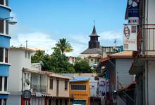 Saint-Luce, Martinique