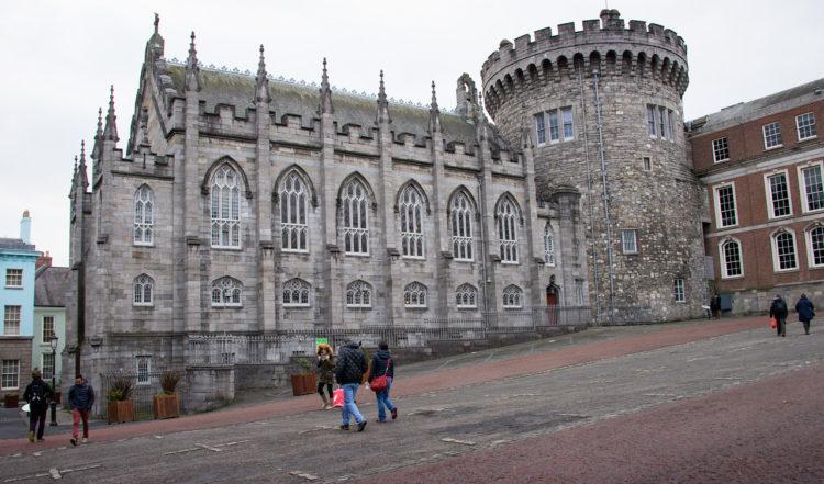 the Chapel Royal, Kapell i Dublin