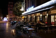 Café Le Gaulois i Reims