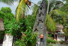 Kesumasari hotell i Sanur, Bali