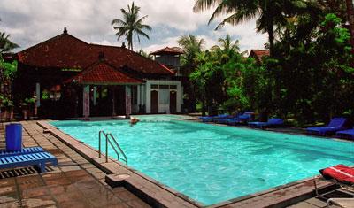 Kesumasari Hotel Pool, Sanur in Bali