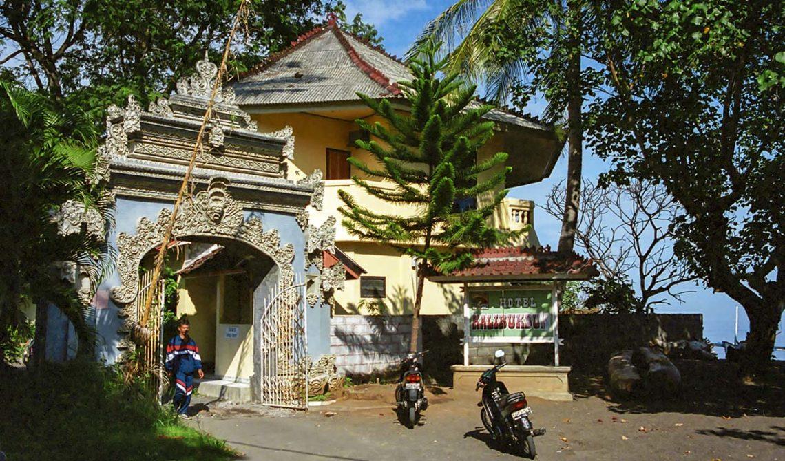 Hotel Kalibukbuk i Lovina, Bali