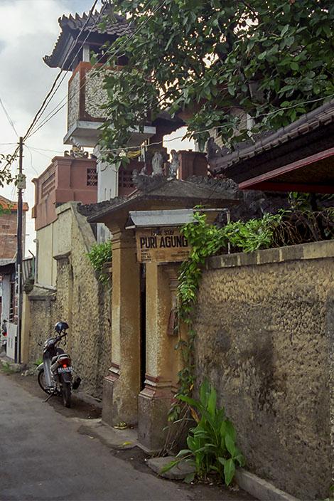 Puri Agung backpacker hotell, Kuta Bali