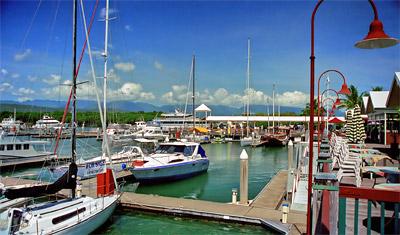 Port Douglas Marina, Queensland