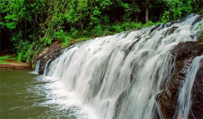 Malanda Falls i Atherton tableland
