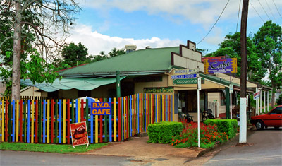 Your choice cafe i Malanda, Atherton tablelands