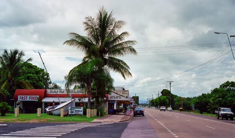 Carwell i Queensland