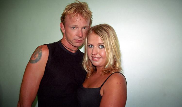 Anki & Lasse 2002