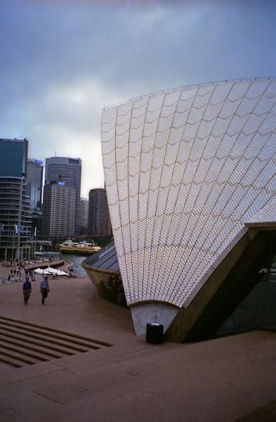 Sydney Opera House, Circular Quay, Sydney