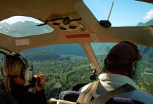 Helikoptertur upp till Fox Glaciär, Fox Glacier Guiding