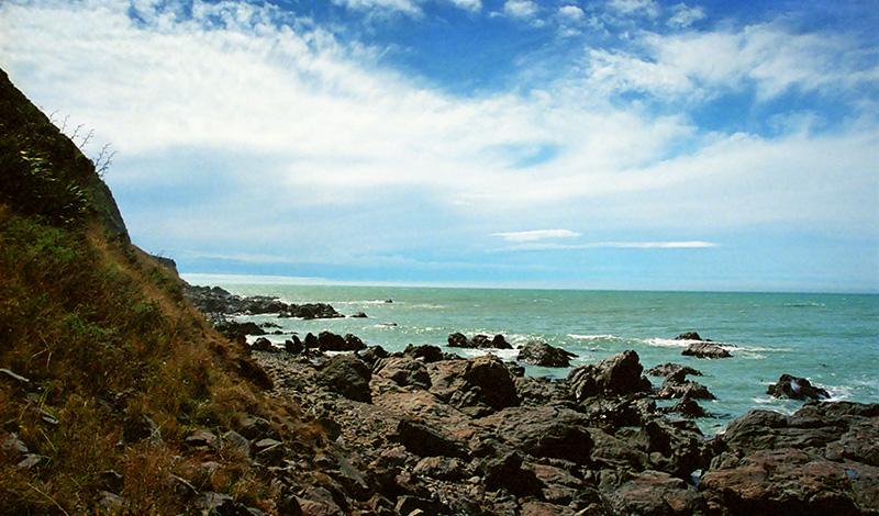 Nya Zeelands nordöstra kust
