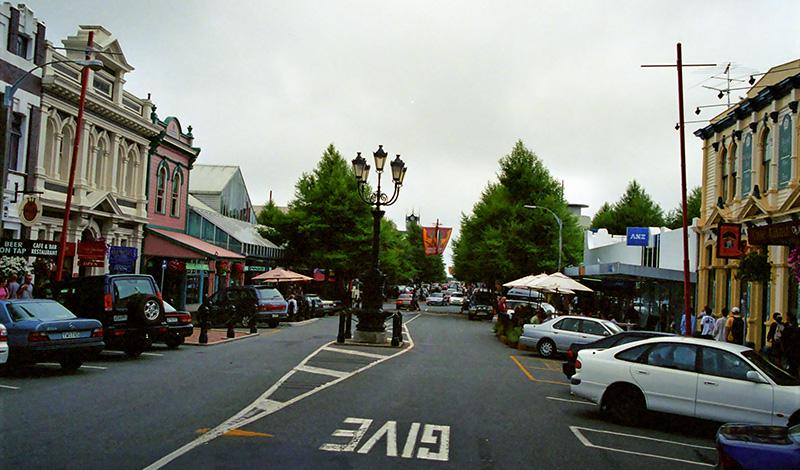 Nelson, Nya Zeeland