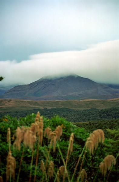 Mount Tongariro Vulkan