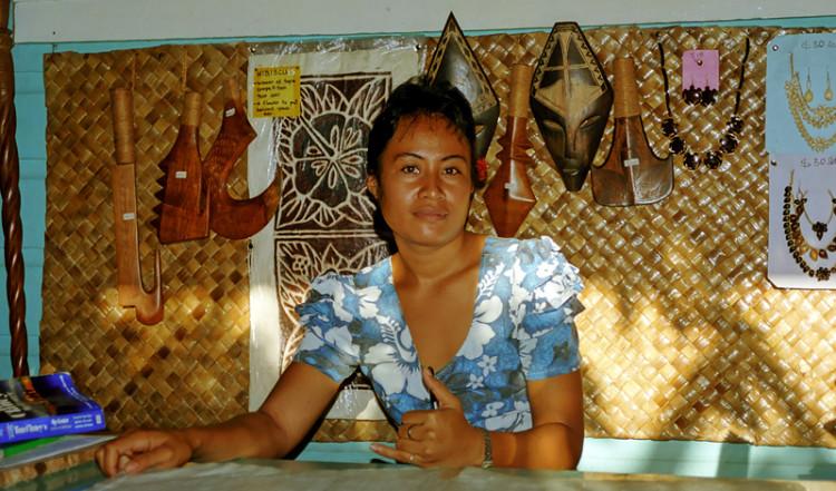 Amata på Seipepa, Apia Samoa