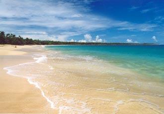 Stranden på Ha'aipa