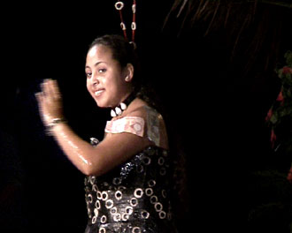 Tongansk Dansshow