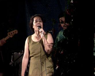 Sångerska från Tonga