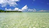Underbar solig dag på Nacula Island