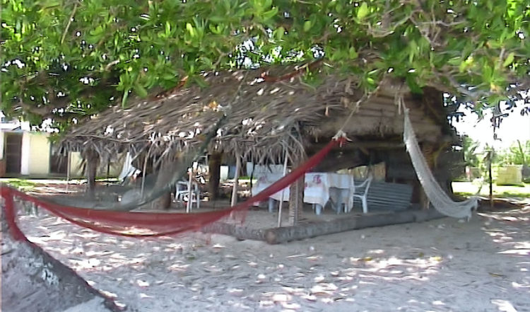 Matsal på 'Es 'O Ma'afu homestay, Uiha Tonga