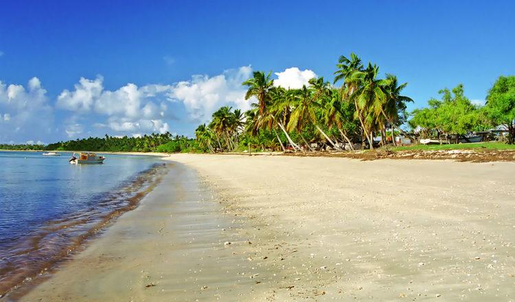 Byn Felemea på Uiha, Tonga