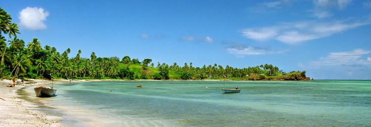Beautiful Nacula Beach, Yasawa Islands, Fiji